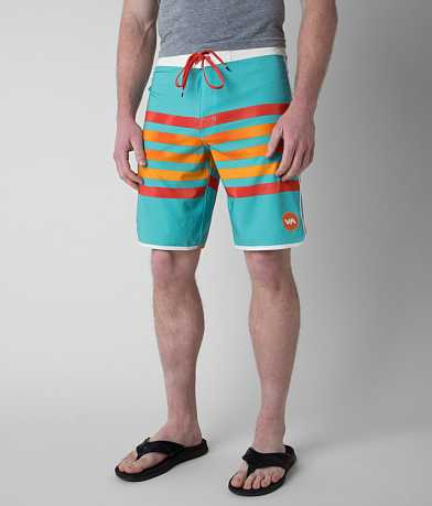 RVCA Swindler Stretch Boardshort