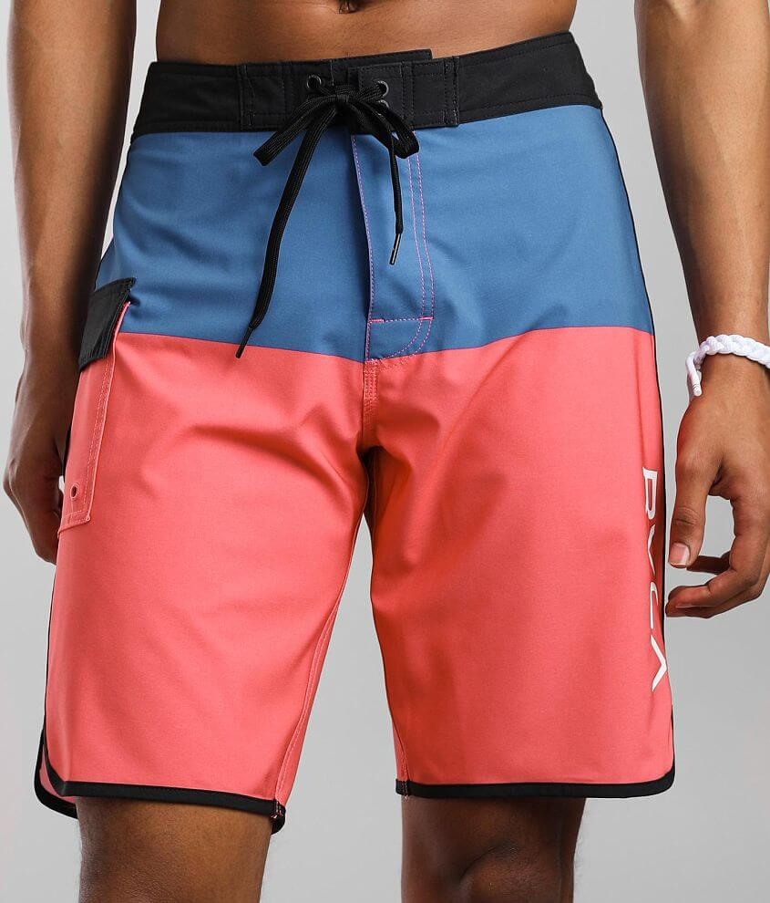 RVCA Eastern Stretch Boardshort front view