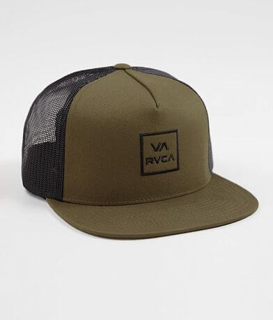 RVCA All The Way Trucker Hat
