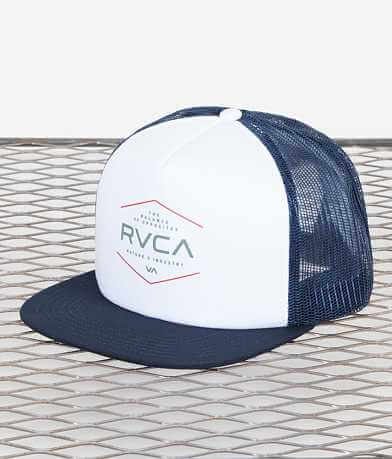 RVCA Industrial Trucker Hat