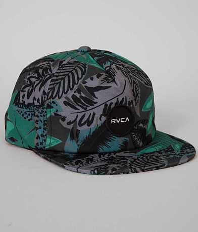 RVCA Jungle Leaves Hat