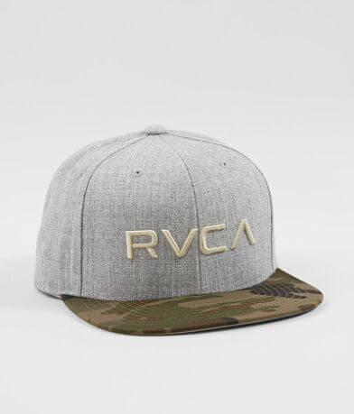 RVCA Twill Camo Hat