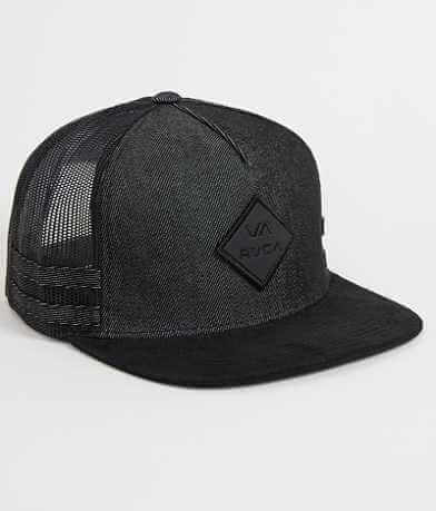RVCA Stripes Trucker Hat