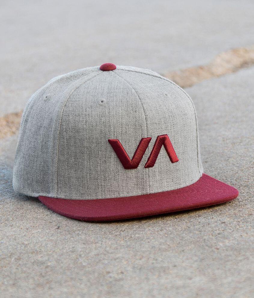 RVCA VA II Hat front view