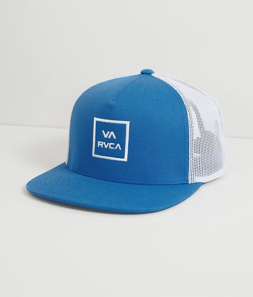 wholesale dealer 04f5c c0ff3 VA All the Way Trucker Hat. RVCA