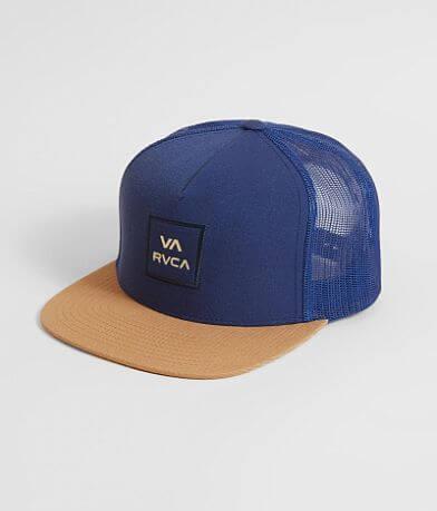 RVCA VA All the Way Trucker Hat