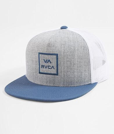 super popular ad2b6 db59f RVCA All The Way Trucker Hat
