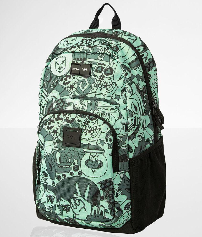 RVCA Estate III Backpack front view