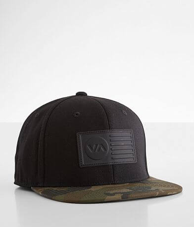 RVCA Independence Twill 210 Stretch Hat