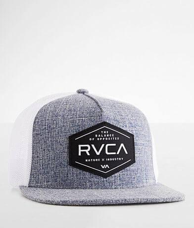 RVCA Navigate 110 Flexfit Trucker Hat
