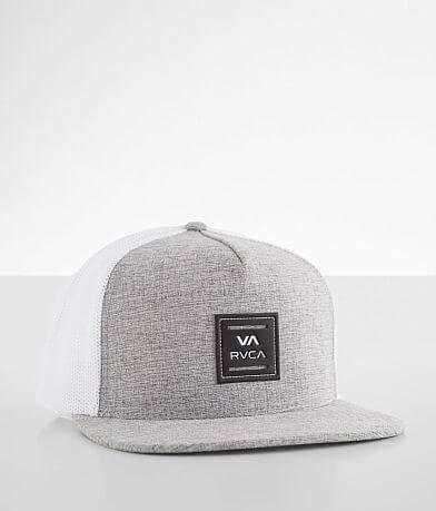 RVCA VA ATW 110 Flexfit Trucker Hat