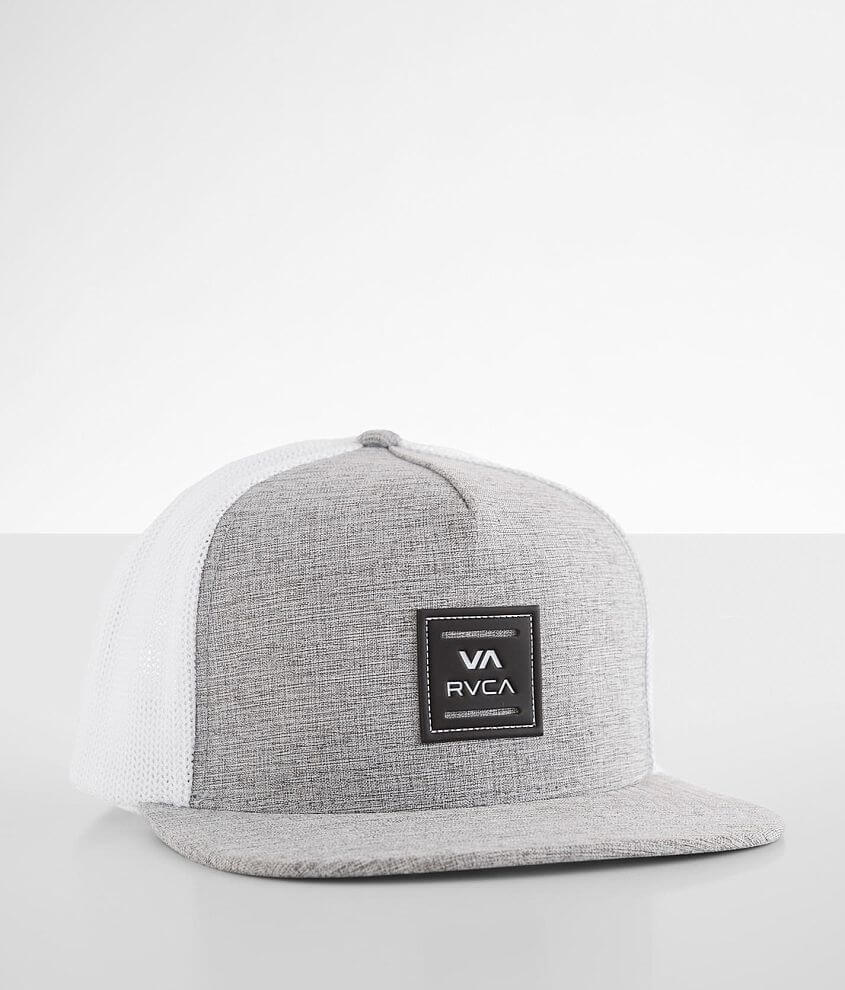 Rubber patch snapback hat One size fits most