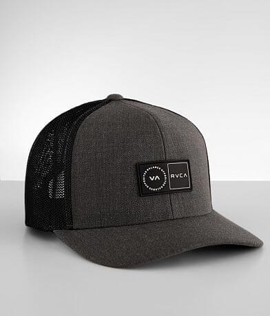 RVCA Platform II 110 Flexfit Trucker Hat