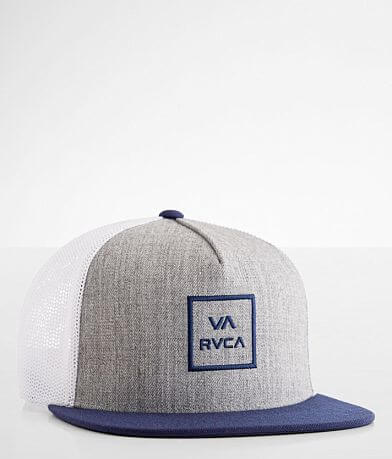 RVCA All The Way 110 Flexfit Trucker Hat