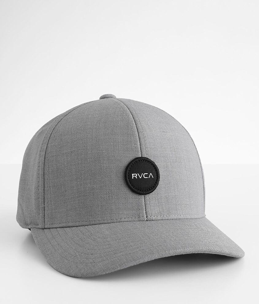 RVCA Shane Stretch Hat front view