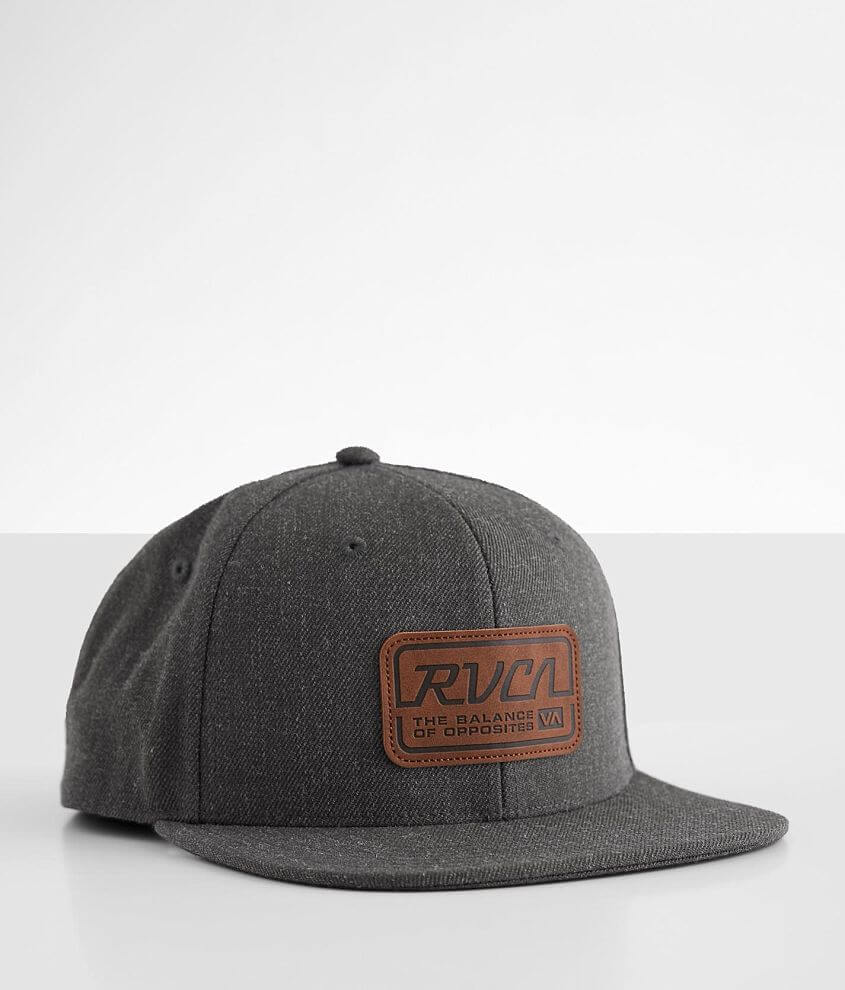 RVCA Took Hat front view