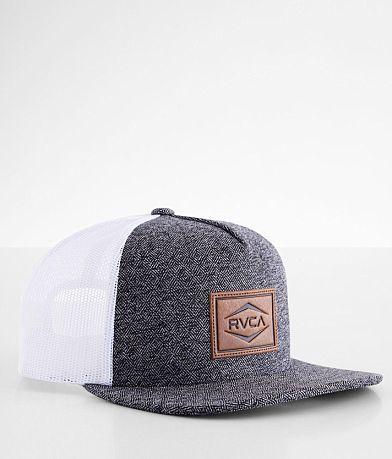 RVCA Astro Hex Trucker Hat