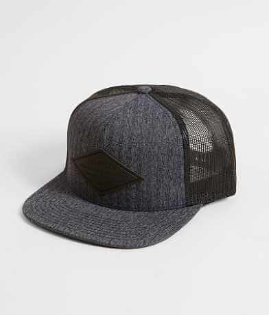 RVCA Transit Stretch Trucker Hat