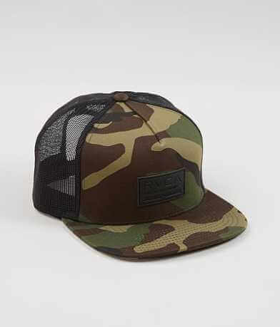 RVCA Alliance Trucker Hat