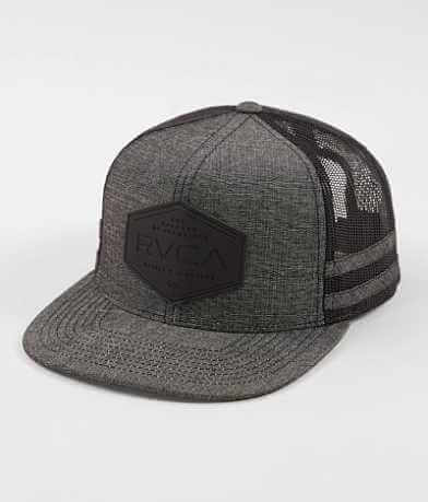 RVCA Solid Balance Trucker Hat
