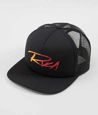 RVCA Skratch Gradient Trucker Hat