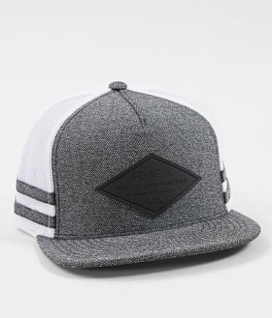 RVCA Transit Diamond Trucker Hat -Special Pricing