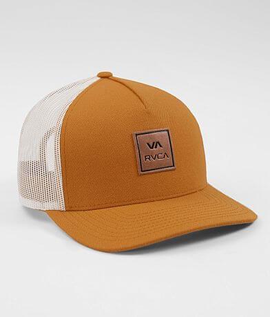 RVCA All The Way Trucker Hat