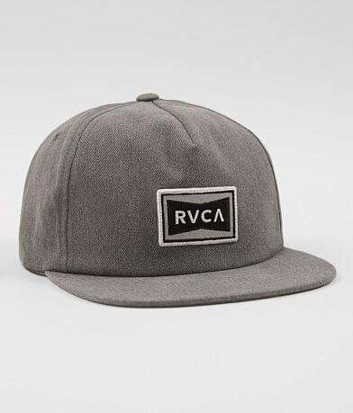 best service d2211 881e4 RVCA Station Hat - Men s Hats in Khaki   Buckle