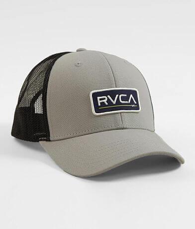 big sale 997cf 621a7 RVCA Ticket Trucker II Hat