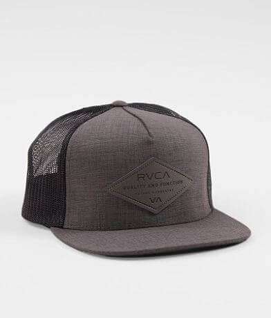 RVCA Common Transit Trucker Hat
