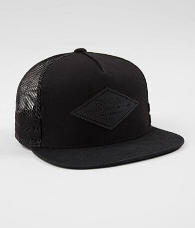 RVCA Wood Transit Trucker Hat