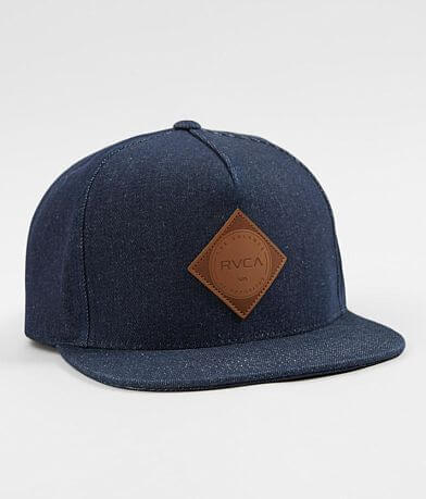 RVCA Camps Denim Hat