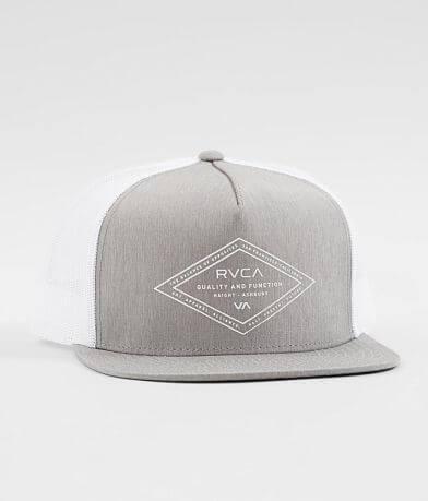 RVCA Frame Trucker Hat