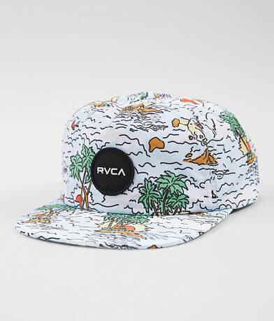 RVCA Print Hat
