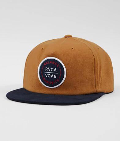 RVCA Seal Hat