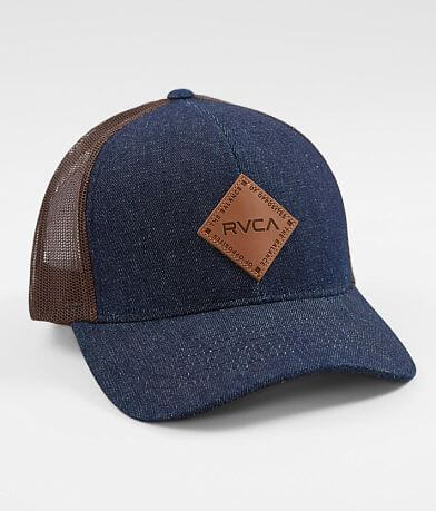 RVCA Buckley Curve Trucker Hat