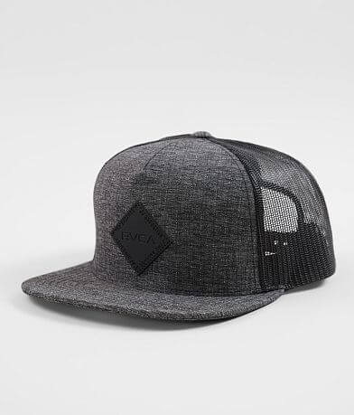 cf7f8a44b8b35 RVCA Buckley Slub Trucker Hat