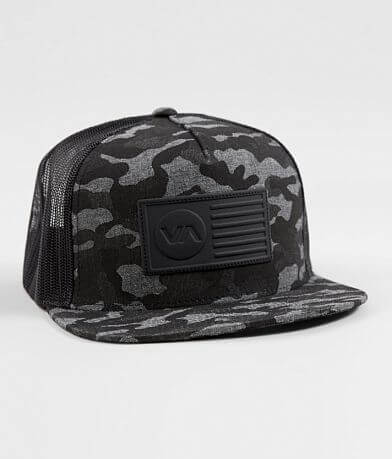 RVCA Independence Camo Trucker Hat