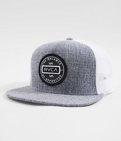 RVCA Navigate Trucker Hat