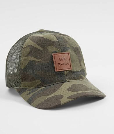 aa84b77710497 RVCA VA All The Way Trucker Hat