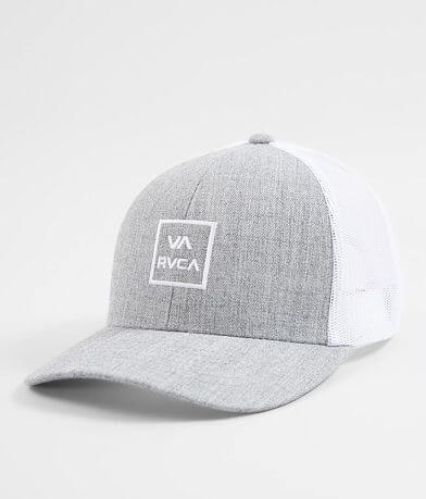 RVCA Stacked All The Way Trucker Hat
