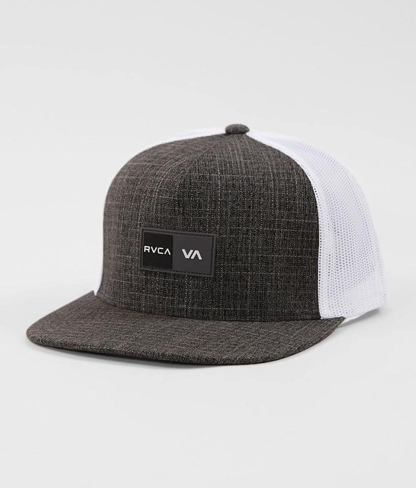 RVCA Balance Trucker Hat - Men's Hats in White | Buckle