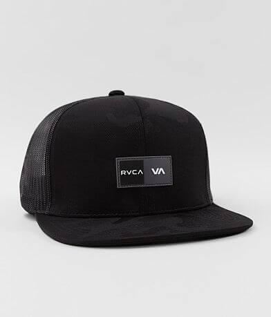 RVCA Balance Camo Trucker Hat