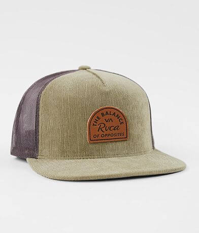 RVCA Monolith Trucker Hat