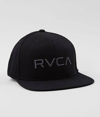 RVCA Twill 210 Stretch Hat