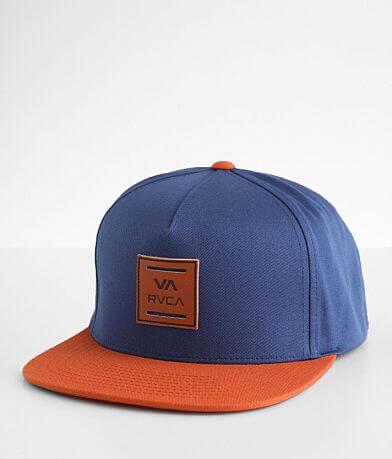 RVCA VA All The Way Hat