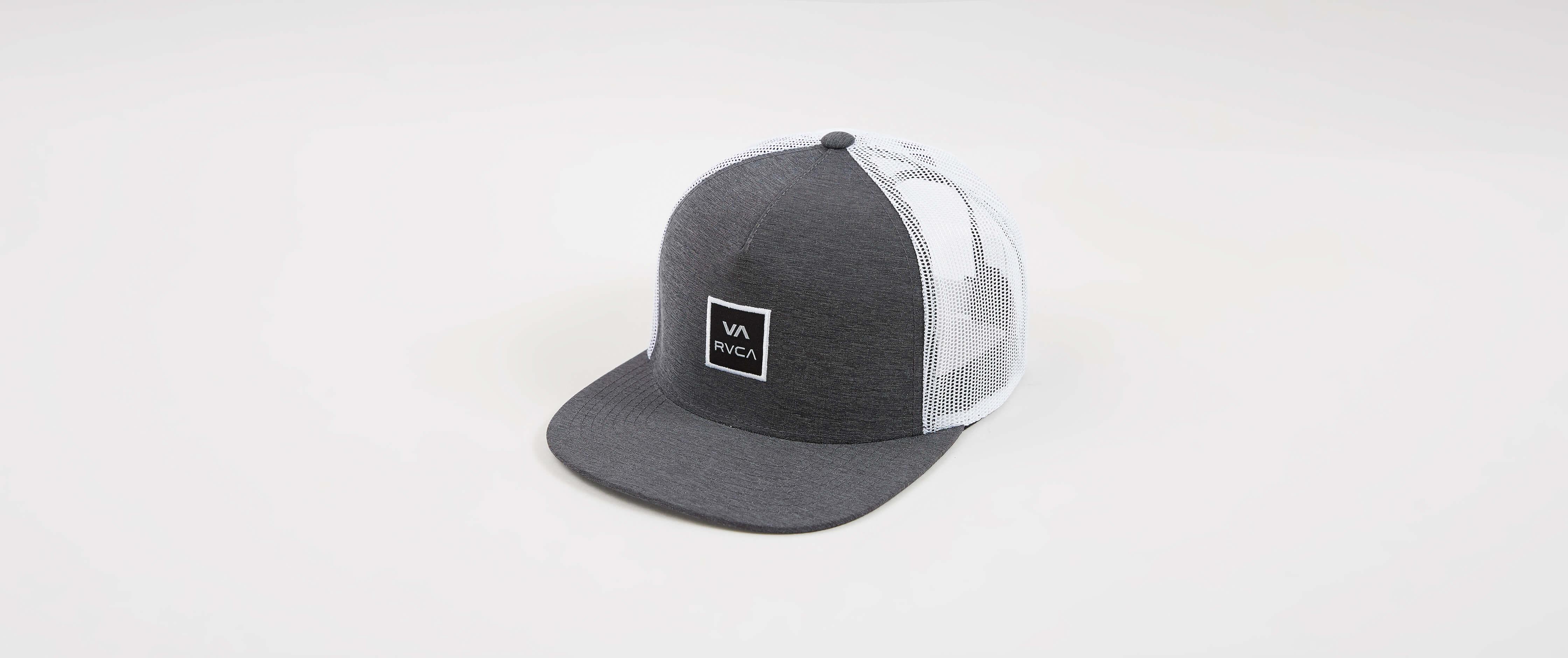 detailed look b8779 17024 RVCA Ensign Trucker Hat