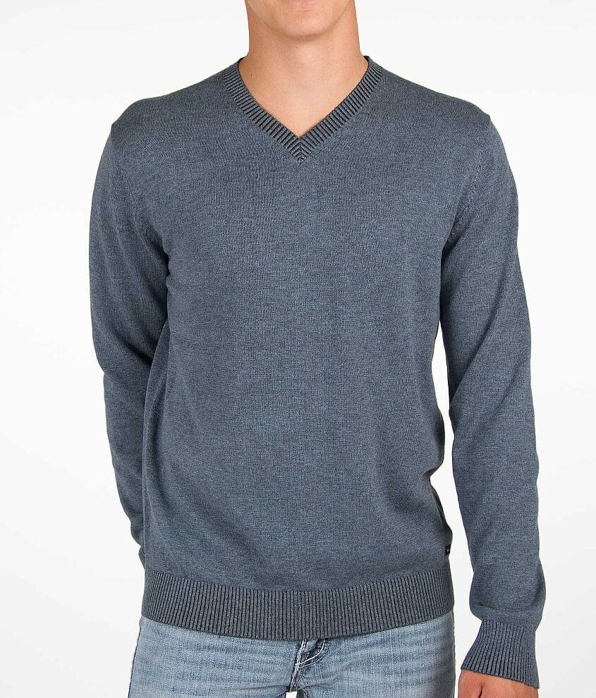 RVCA Plate Sweater front view