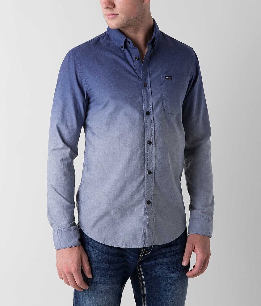RVCA That'll Do Shirt front view