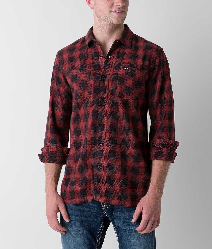RVCA Lowdown Shirt front view